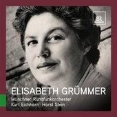 Play & Download Great Singers Live: Elisabeth Grümmer by Elisabeth Grummer | Napster