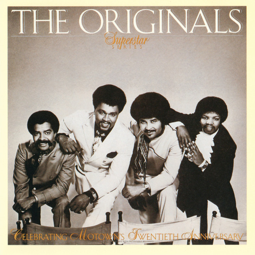 Play & Download Superstar Series - Celebrating Motown's Twentieth Anniversary by The Originals | Napster