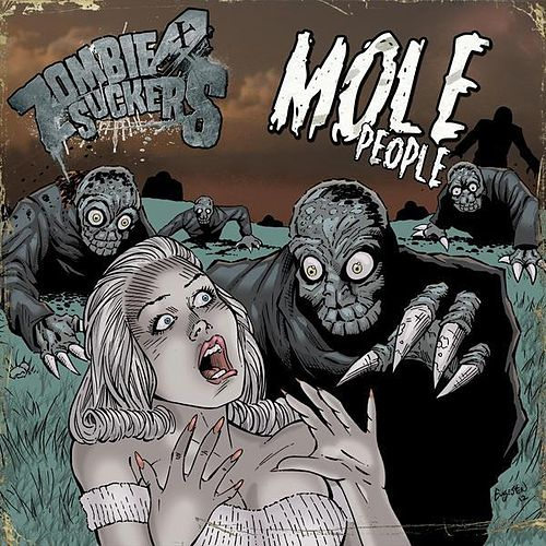Mole People by ZombieSuckers