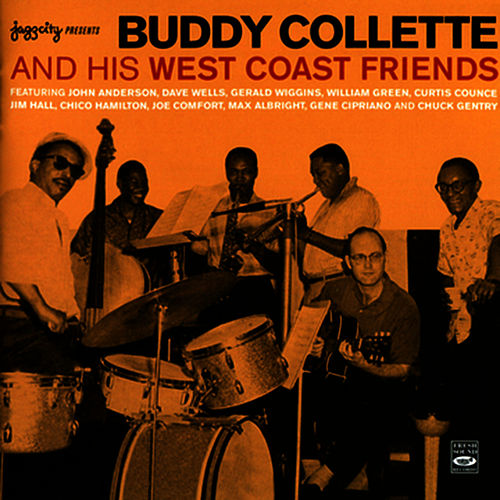 Buddy Collette and His West Coast Friends: Tanganyka / Mood for Max by Buddy Collette