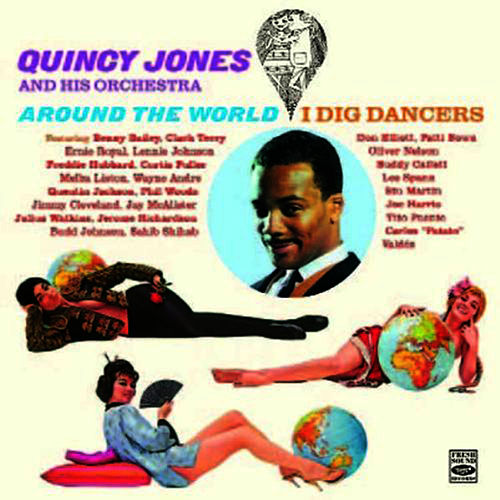 Around the World / I Dig Dancers by Quincy Jones