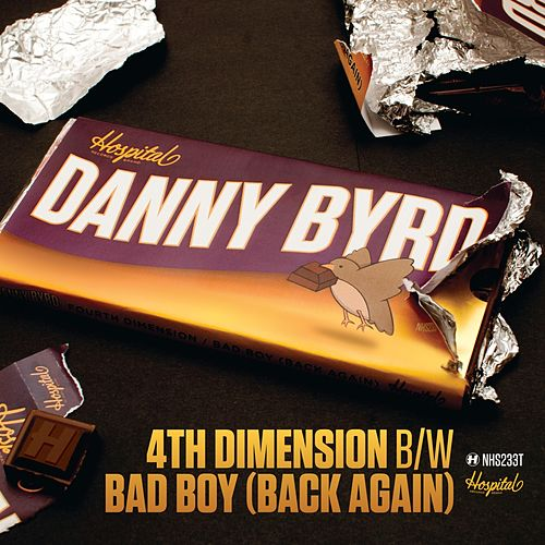 Play & Download 4th Dimension by Danny Byrd | Napster