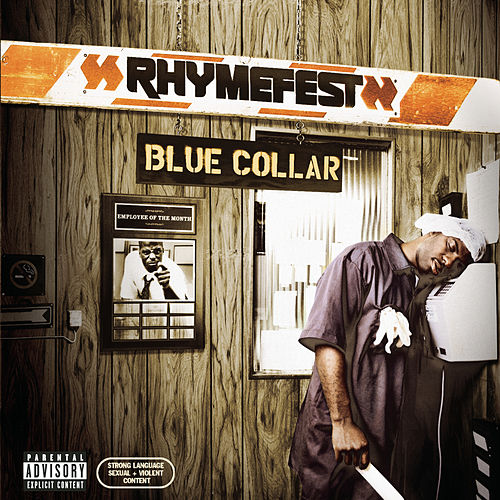 Play & Download Blue Collar by Rhymefest | Napster
