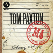 Live At McCabe's Guitar Shop by Tom Paxton
