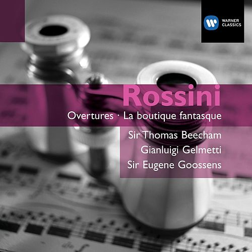 Rossini: Overtures by Royal Philharmonic Orchestra