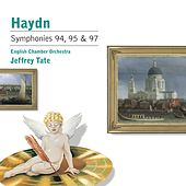 Play & Download Haydn: Symphonies 94,95 & 97 by Jeffrey Tate | Napster