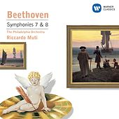Play & Download Beethoven: Symphonies 7 & 8 by Philadelphia Orchestra | Napster