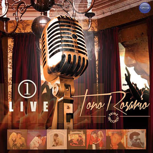 Play & Download Toño Rosario Live, Vol. 1 by Toño Rosario | Napster