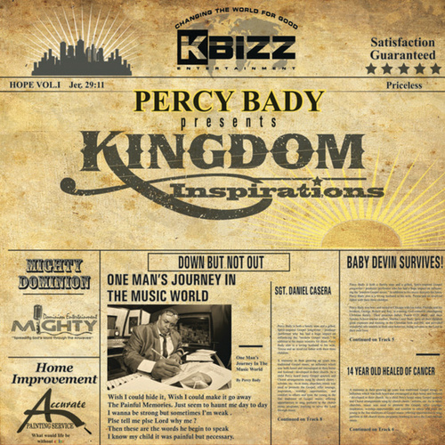 Kingdom Inspirations by Percy Bady