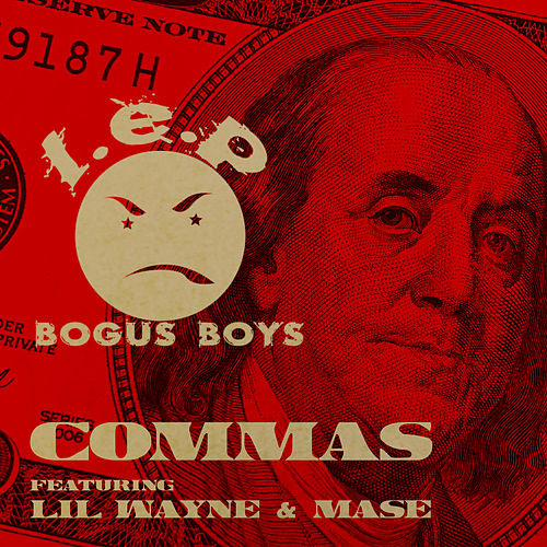 Play & Download Commas by LEP Bogus Boys | Napster
