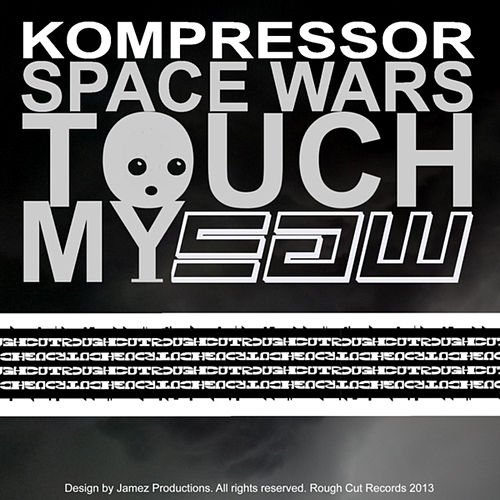 Space Wars EP by Kompressor
