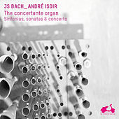 Bach: The concertante organ by Various Artists