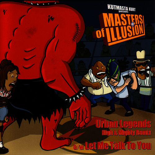 Urban Legends by Masters Of Illusion