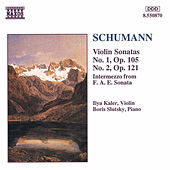 Play & Download Violin Sonatas Nos. 1 and 2 by Robert Schumann | Napster