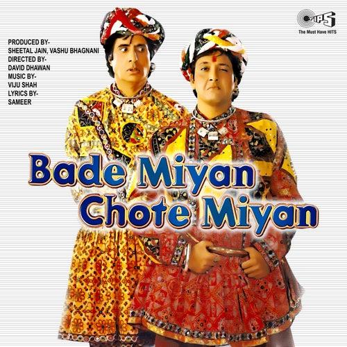 Bade Miyan Chote Miyan (Original Motion Picture Soundtrack) by Various Artists