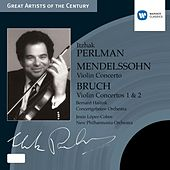 Play & Download Violin Concertos by Itzhak Perlman | Napster