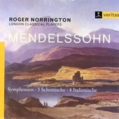 Play & Download Mendelssohn/Schumann: Symphonies 3 & 4 by Roger Norrington | Napster