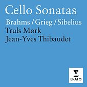 Brahms: Cello Sonatas by Jean-Yves Thibaudet