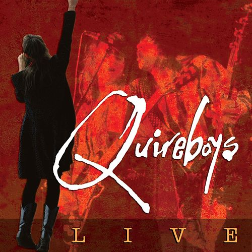 Live by Quireboys