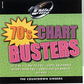 Number 1 Hits: 70's Chartbusters by The Countdown Singers