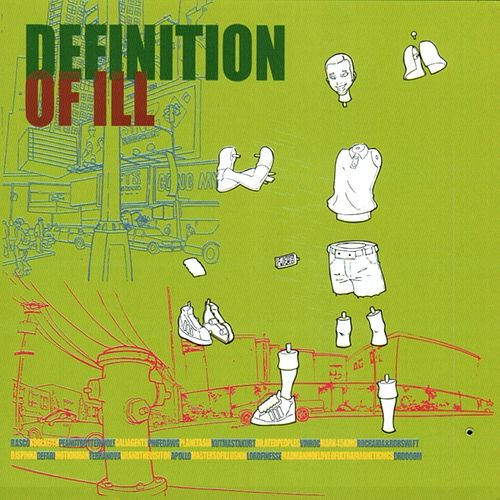 Play & Download Definition Of Ill by Various Artists | Napster