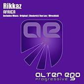 Play & Download Africa by Rikka Z | Napster
