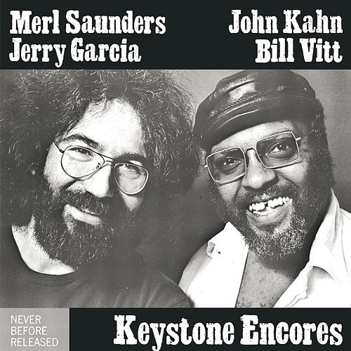 Keystone Encores by Jerry Garcia