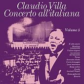Concerto all'italiana - Vol. 5 by Claudio Villa
