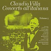 Concerto all'italiana - Vol. 4 by Claudio Villa