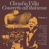 Concerto all'italiana - Vol. 3 by Claudio Villa