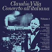 Concerto all'italiana - Vol. 1 by Claudio Villa