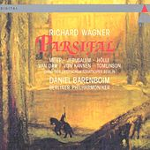 Play & Download Wagner : Parsifal by Daniel Barenboim | Napster
