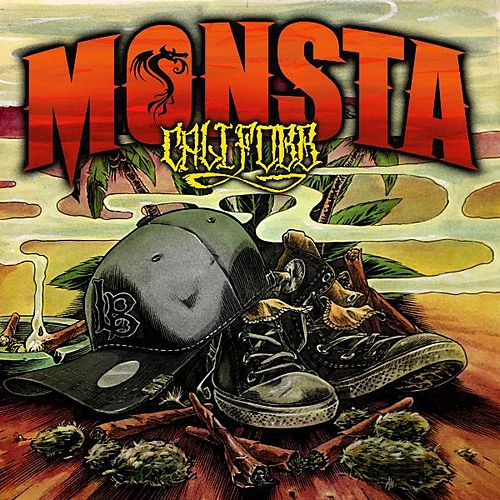 Cali Fobb EP by Monsta
