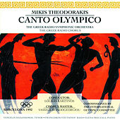 Play & Download Canto Olympico by Mikis Theodorakis (Μίκης Θεοδωράκης) | Napster