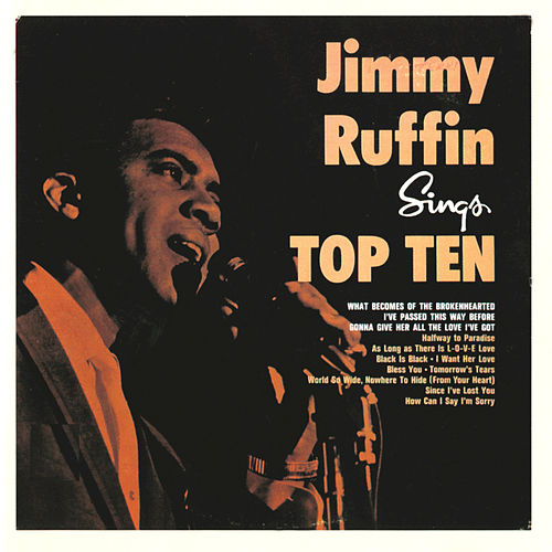 Play & Download Sings Top Ten by Jimmy Ruffin | Napster