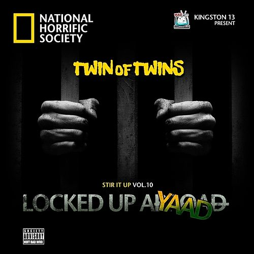 Stir It Up Vol. 10 Locked Up a Yaad by Twin of Twins