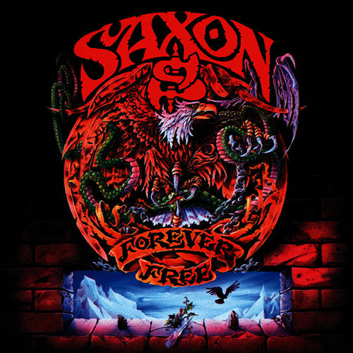 Play & Download Forever Free by Saxon | Napster
