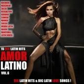 Amor Latino, Vol. 6 - 15 Big Latin Hits & Latin Love Songs (Bachata, Merengue, Salsa, Reggaeton, Kuduro, Mambo, Cumbia, Urbano, Ragga) by Various Artists