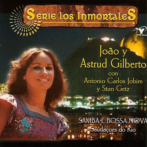 Play & Download Samba E Bossa Nova by Astrud Gilbertowith | Napster