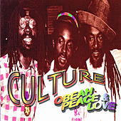 Obeah Peace & Love by Culture