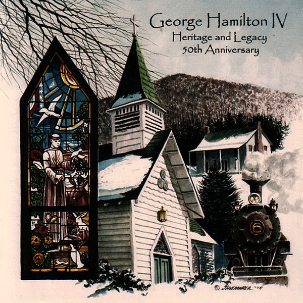 george hamilton iv we will meet again chords