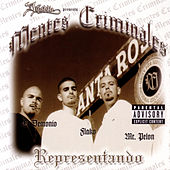 Play & Download Representando by Mentes Criminales | Napster