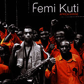 Africa Shrine by Femi Kuti