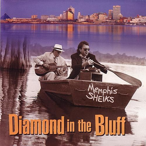 Play & Download Diamond In The Bluff by Memphis Sheiks | Napster