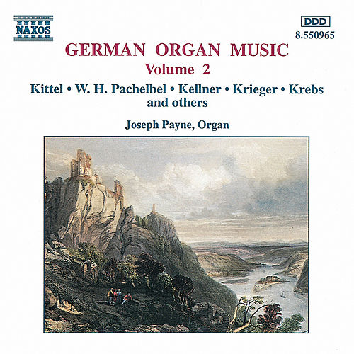 Play & Download German Organ Music Vol. 2 by Various Artists | Napster