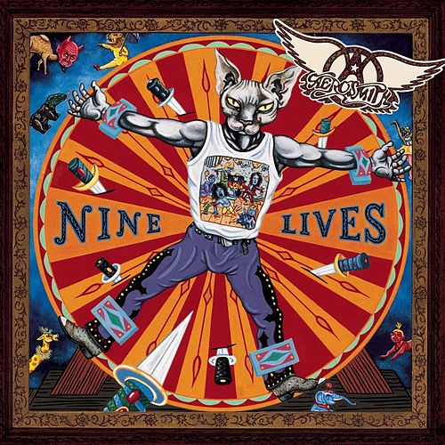 Nine Lives by Aerosmith