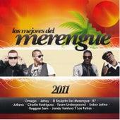 Los Mejores del Merengue del 2011 by Various Artists