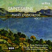 Camille Saint-Saëns: Piano Concertos Vol. I by Thomas Sanderling