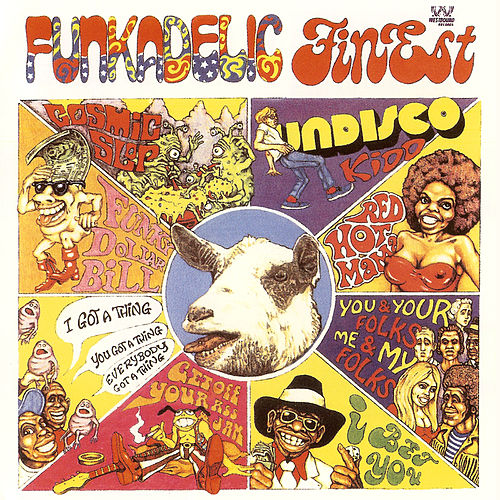 Play & Download Finest by Funkadelic | Napster