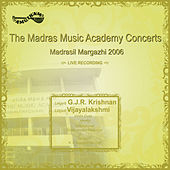 Play & Download Madrasil Margazhi 2006 (Live) by Lalgudi Gjr Krishnan | Napster
